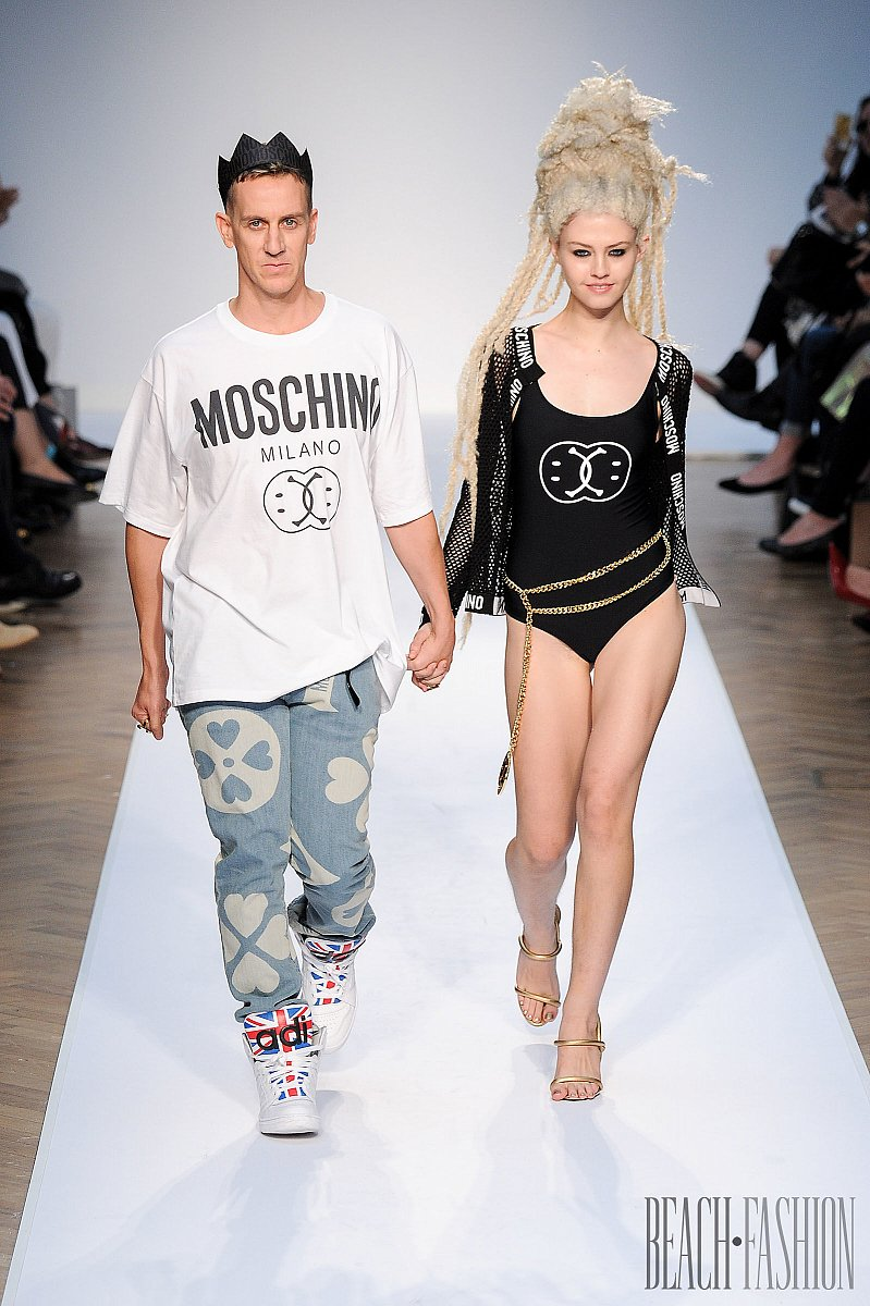 Moschino Collection 2015 - Maillots - 1