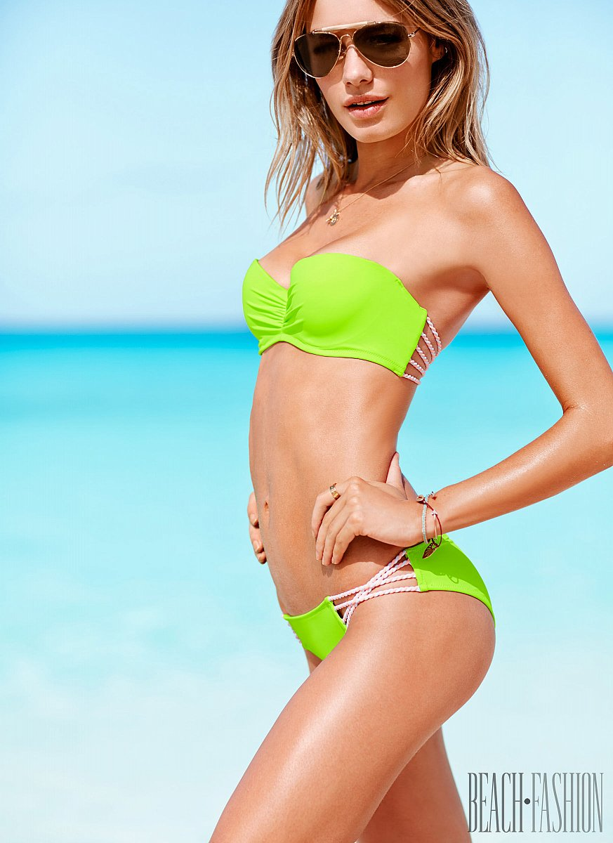 "Victoria's Secret ""St Barth's"", Collection 2014 - Maillots - 1"