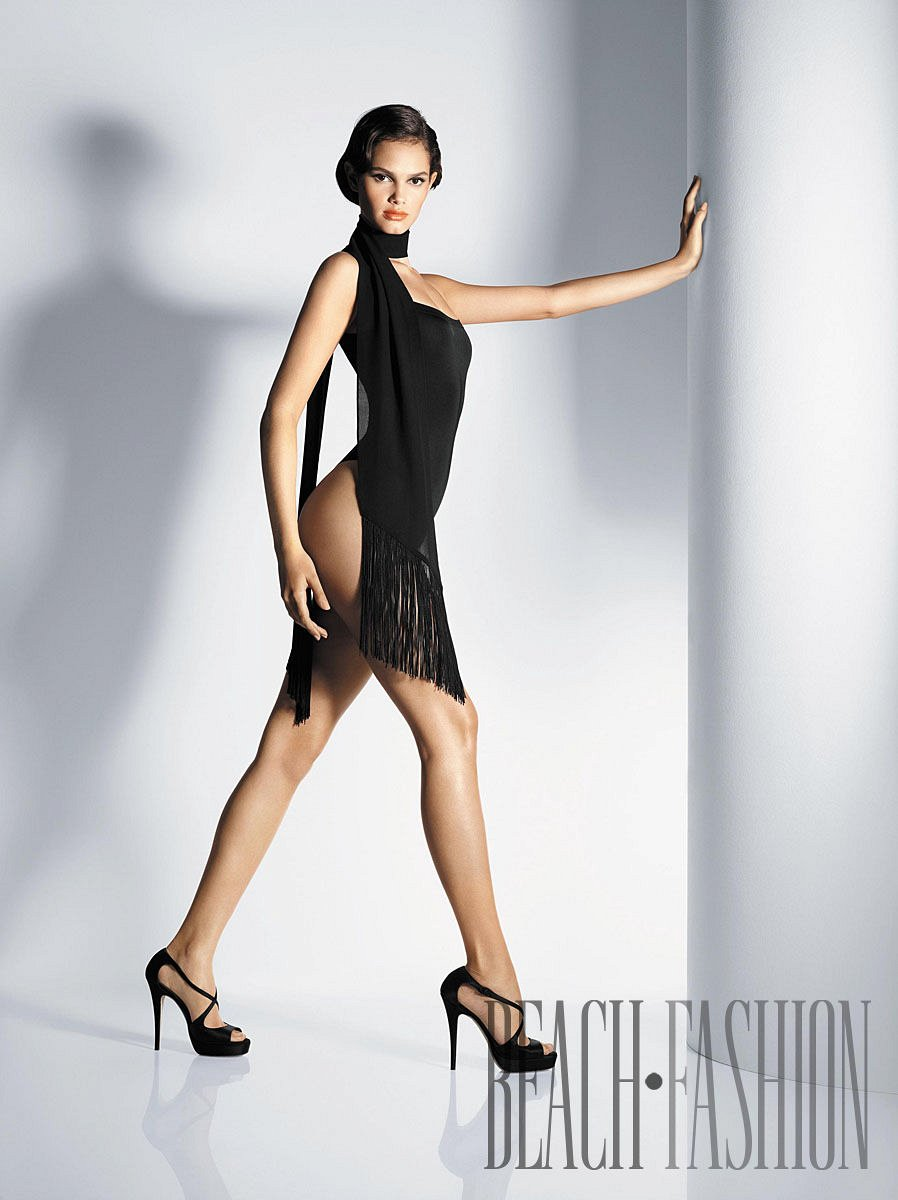 Wolford 2010 Collection - Swimwear - 1