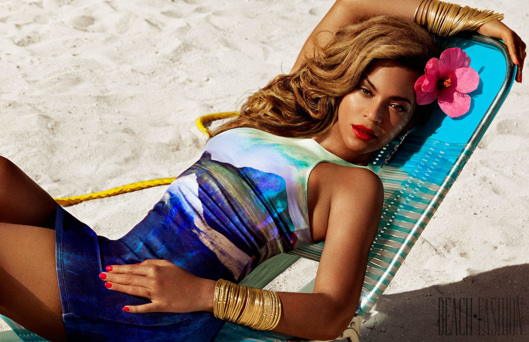 H&M with Beyoncé 2013 collection - Swimwear - 1