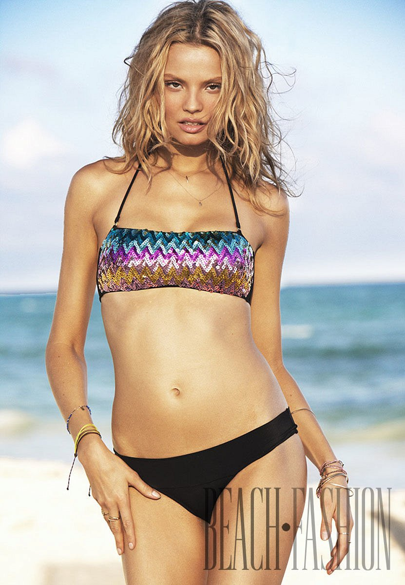 维多利亚的秘密 [Victoria's Secret] 《Girls Just Wanna Have Sun》, 2012 - 泳装 - 1