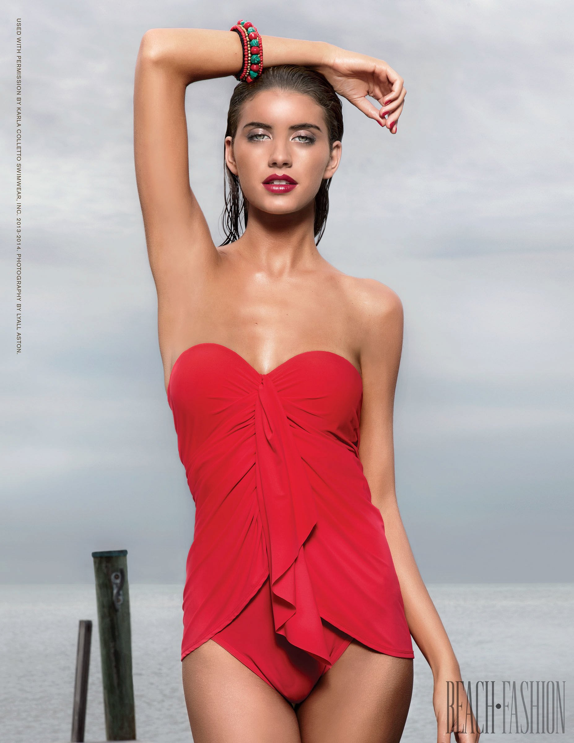 Karla Colletto Early Cruise 2014 Swimwear