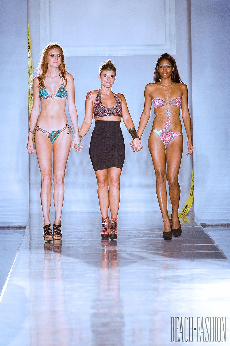 Toxic Sadie Collection 2014 - Maillots - 1