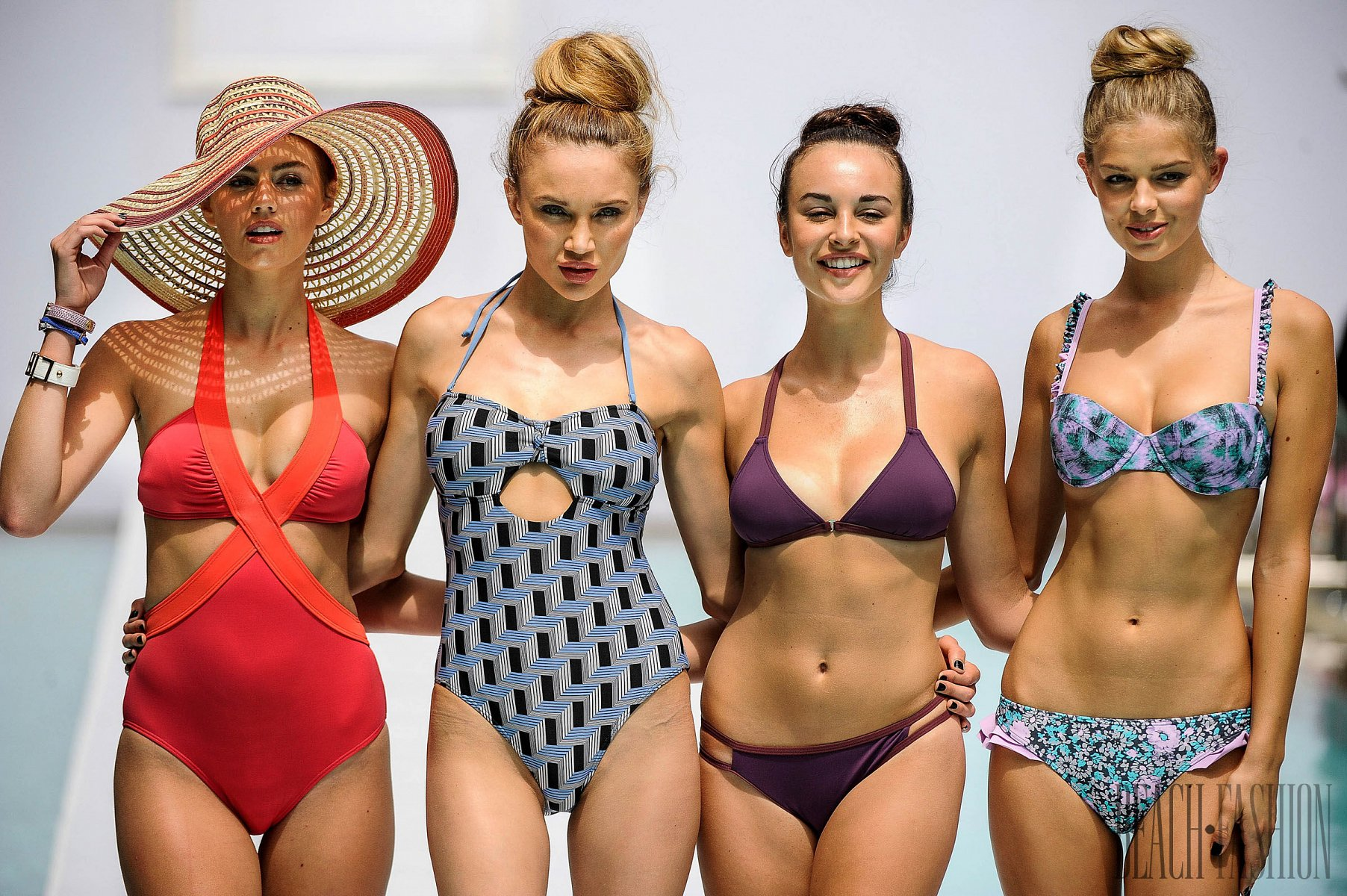 BCBGeneration Collection 2014 - Maillots - 1