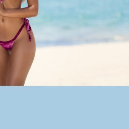 cf65a175f57 Superzoom: Chloé Rose 2018 collection - Swimwear